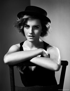 Emma Watson by Vincent Peters
