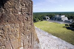 The Temple of the Warriors is one of the most impressive and important structures at Chichen Itza.