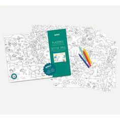 Fantastic - Paper placemats