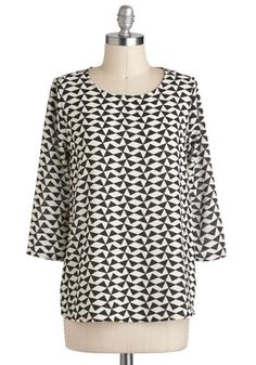 $26.99 - modcloth.com - Formally Invited Top