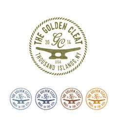 The Golden Cleat on Behance