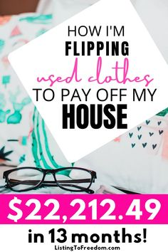 Fast Cash, Make Money Fast, Make Money From Home, What Can I Sell, Self Employed Jobs, Selling Used Clothes, Ebay Selling Tips, Pay Off Mortgage Early, Making Extra Cash