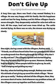 English Moral Stories, Short Moral Stories, English Stories For Kids, Moral Stories For Kids, Short Stories For Kids, English Story, English Lessons For Kids, Kids Story Books, Inspirational Short Stories