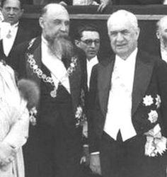 Nicolae Iorga şi Constantin Argetoianu