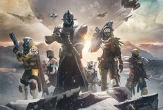 1920x1300 destiny the collection wallpaper hd top