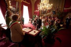 Florence - sala rossa