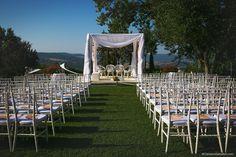 #civilceremony #TuscanyWedding #events #outdoorceremony #countrywedding