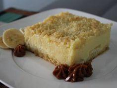 Receita de Torta farofa de banana - Tudo Gostoso
