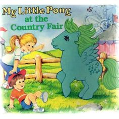 My Little Pony At The Country Fair