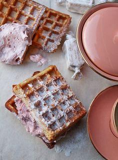Waffles Waffles, Food Photography, Breakfast, Morning Coffee, Cooking Photography, Waffle, Morning Breakfast