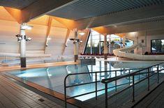 Ringeriksbadet (swim center) - Honefoss, Norway