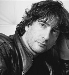 November 10: Neil Gaiman! English author and screenwriter.