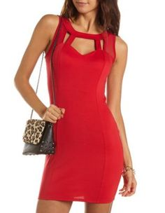 Charlotte Russe has the best red dresses