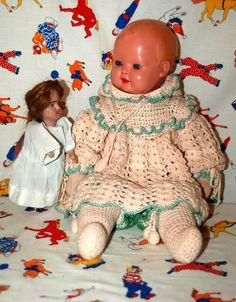 Rar süße SCHILDKRÖT Babypuppe mit Einbindekopf - Celluloid - SiR 40   eBay