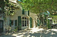 Mas à St-Rémy de Provence, france