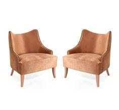 Becomes Me armchair #Munna  www.munnadesign.com