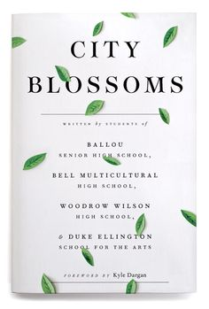 City Blossoms - Book Cover - Design by Oliver Munday