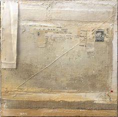 morna:  KATHRYN FRUND: Pivot, mixed media, 11 x 11.  justanothermasterpiece:    Kathryn Frund.