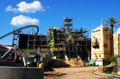 Hogsmeade Station construction update: New details, more in-depth analysis, and 21 new full-screen photos!