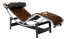 Le Corbusier LC-4 Chaise Longue, from $2,870, Design Within Reach