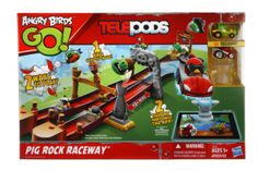 Racing is a Blast with New Angry Birds GO! Telepods Sets from Hasbro-Giveaway