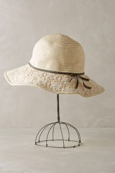Perfect summer hat