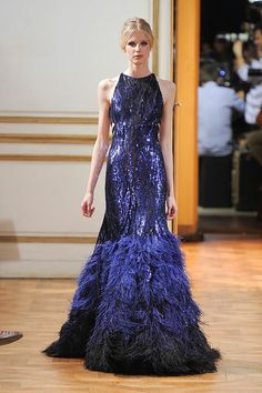 Zuhair Murad - Haute couture - Automne-hiver 2013-2014