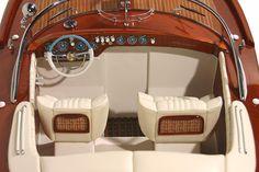pinterest.com/fra411 #classic #motorboat - Riva