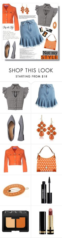 """Ameena -not my style"" by artistic-biscuit ❤ liked on Polyvore featuring Marissa Webb, Zimmermann, Gap, 1st & Gorgeous by Carolee, Dooney & Bourke, Balmain, L. Erickson, Edward Bess, NARS Cosmetics and Gucci"