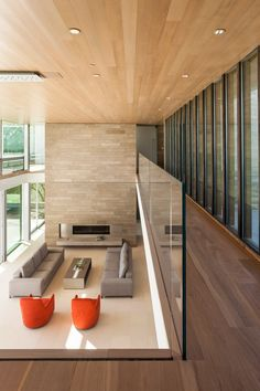 Retrospect Vineyard Residence | Swatt Miers Architect | Windsor, California