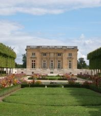 Petit Trianon - Palace of Versailles  Petit Trianon  From the Petit Trianon to the Queen's Gardens, passing by the Hamlet, the Estate, opened in 2006, reveals Marie-Antoinette's private life. Louis XVI's wife loved this place where she could return to the pleasures of simple, rural pursuits, away from the pomp of Versailles.