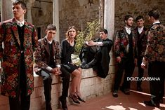Dolce & Gabbana Fall/Winter 2013 Campaign