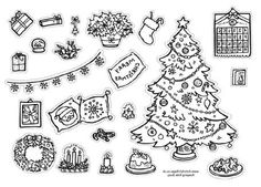 Printable Christmas Crafts | Children's Christmas Crafts Printable in Craft