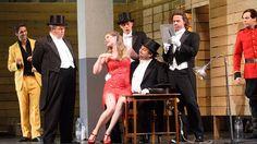 Ariadne auf Naxos (1916) // Richard Strauss // Ariadne / The Prima Donna ..... Karita Mattila (Soprano) Bacchus / The Tenor ..... Roberto Sacca (Tenor) Zerbinetta ..... Jane Archibald (Soprano) The Composer ..... Ruxandra Donose (Mezzo-soprano) Harlequin ..... Markus Werba (Baritone) Music Master ..... Thomas Allen (Baritone) Dancing Master ..... Ed Lyon (Tenor) Wig Maker ..... Ashley Riches (Baritone) Royal Opera House Orchestra Antonio Pappano (Conductor), 2014