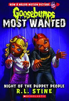 Night of the Puppet People (Goosebumps Most Wanted #8) by R. L. Stine http://www.amazon.com/dp/0545627753/ref=cm_sw_r_pi_dp_zcqMvb0JPYFHA