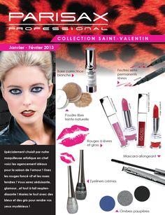 Voici en exclusivité la collection St-Valentin PARISAX ! Suivez PARISAX sur Facebook : http://www.facebook.com/pages/PARISAX-PROFESSIONAL-CANADA/191772454196606?ref=hl
