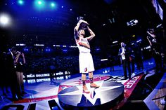 Damian Lillard Becomes The First Trail Blazer Ever To Win An All-Star Saturday Night Event