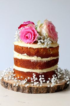 The Spoon and Whisk: Earl Grey, Orange and Elderflower Cake (My Birthda...