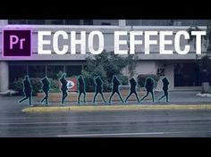 (40) How to Create Smooth Motion Trail Video ECHO EFFECTS in Adobe Premiere Pro (CC 2017 Tutorial) - YouTube