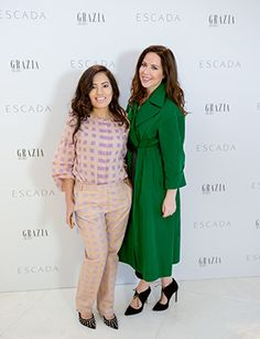 GRAZIA teamed up with ESCADA to celebrate the opening of its new store in Doha with an exclusive grand,store, located in the luxury wing of the Mall of Qatar. The event included complimentary styling advices from Grazia team as well as blogger Clumsy and Chic, and Fashion, Lifestyle and Beauty Youtuber Lady Aysha. opening event. More than 150 guests including representatives from several international embassies and Doha's top fashionistas, were welcomed in the 220 sqm