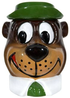 Hey Boo Boo! This cookie jar is pretty cute!