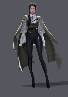 26 New Ideas For Artstation Concept Art Character Design Anime Dnd Characters, Fantasy Characters, Female Characters, Character Concept, Character Art, Concept Art, Anime Sexy, Character Design References, Character Outfits