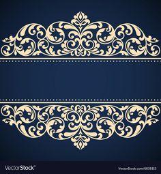 Vintage Illustration Art Illustrators Greeting Card 26 Ideas For 2019 Stencil Patterns, Stencil Painting, Pattern Art, Clipart, Vintage Illustration Art, Decoupage Vintage, Vintage Art, Birthday Frames, Turkish Art