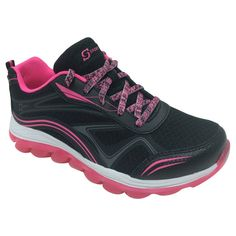 Women's S Sport By Skechers All Clear Performance Athletic Shoes -