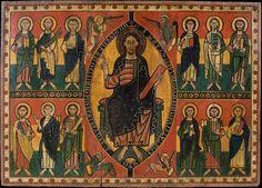 Frontal de altar de Esquius | Museu Nacional d'Art de Catalunya