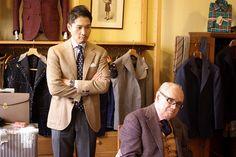 treviorum:  foggysunny Takahiro Osaki and Antonio Liverano.