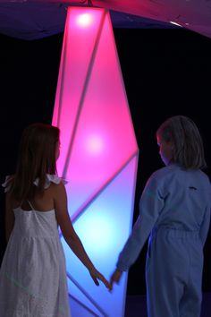 Interactive Installation, Snow Queen, Industrial Design, Metal Working, Architects, Software, Management, Concept, Base