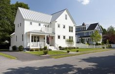Concord Green Home - traditional - exterior - boston - ZeroEnergy Design