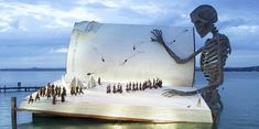 This is an opera stage in Austria!  I must go see it.  Check out the link for even more incredible pics!