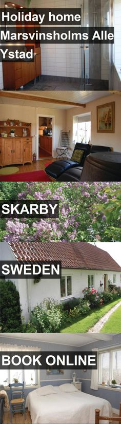 Hotel Holiday home Marsvinsholms Alle Ystad in Skarby, Sweden. For more information, photos, reviews and best prices please follow the link. #Sweden #Skarby #hotel #travel #vacation